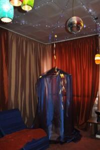 тёмная сенсорная комната 2