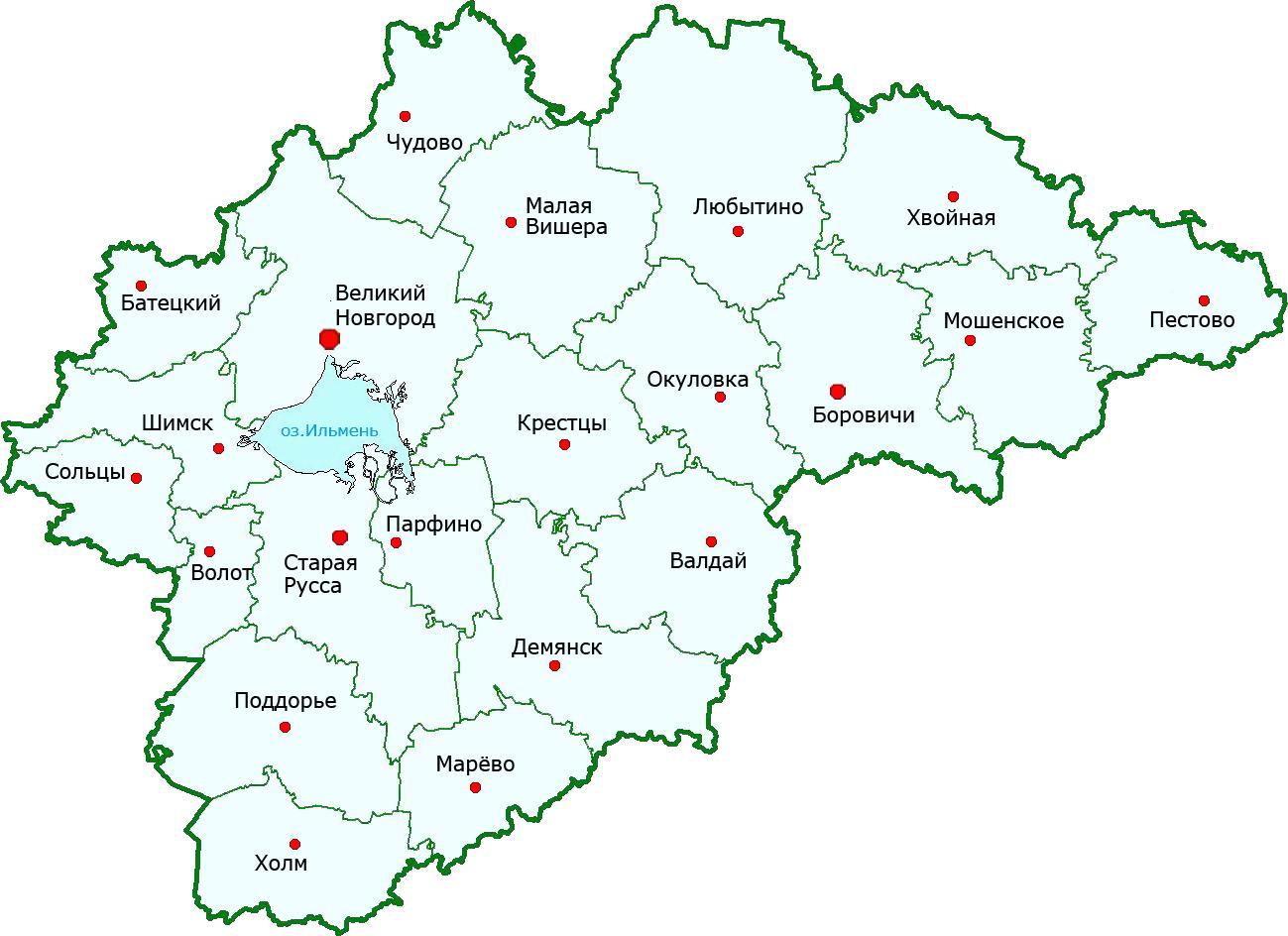 novgorod-oblast-map